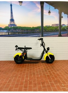 Scooter électrique Yellow -...