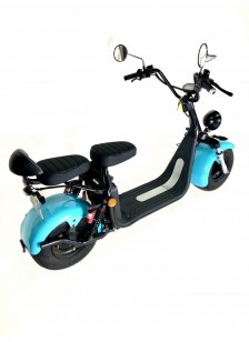 Scooter Electrique Sky Blue...