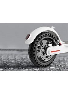 Installation pneu plein AV...