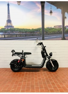 Scooter Electrique Black -...